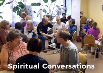 Spiritual Conversation: Young Adult Discussion