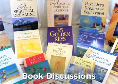 Spiritual Wisdom Book Discussion Series – June – Karma and Reincarnation Part 1