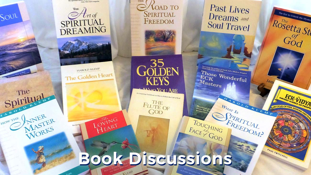 Eckankar Book Discussions